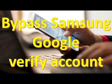 Bypass Samsung Google verify account | NO OTG | NO ODIN | NO SOFTWARE