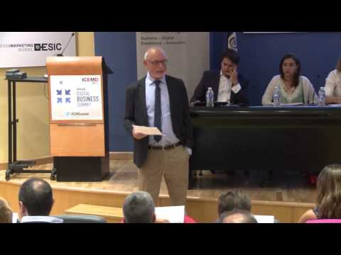 3rd Annual Digital Business Summit - Joost van Nispen (Presidente de ICEMD)