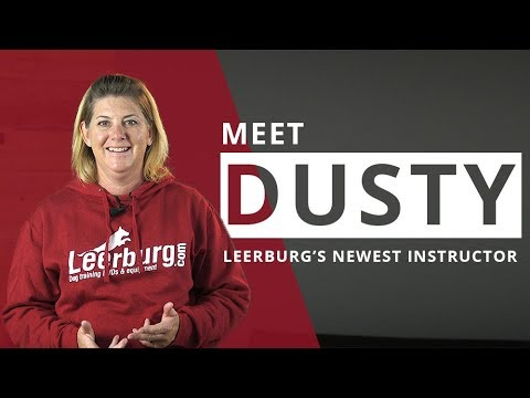 Meet Leerburg's Newest Instructor, Dusty Trieschman
