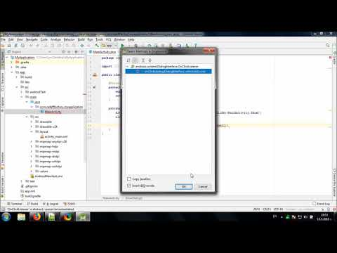 Create Never Show Again Dialog in Android Studio