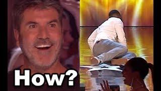 UNBELIEVABLE! HILARIOUS Funny Comedian Get's Simon's GOLDEN BUZZER!
