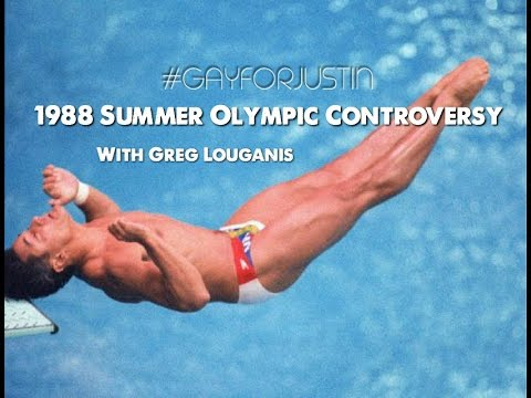 Greg Louganis Worlds Greatest Diver Opens Up About Being Hiv Positive