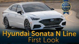 2021 Hyundai Sonata N Line | First Look