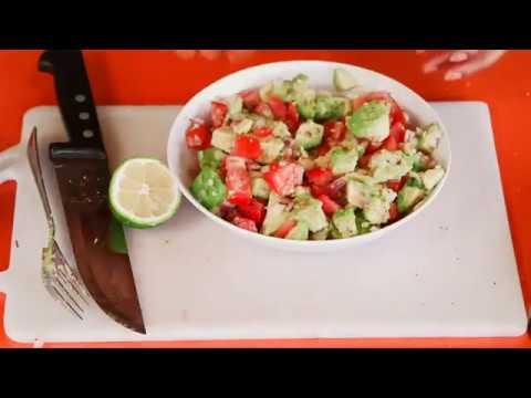 Shamba Bites - Avocado Salsa