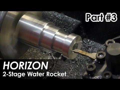 2 Stage Water Rocket | Horizon | Part 3