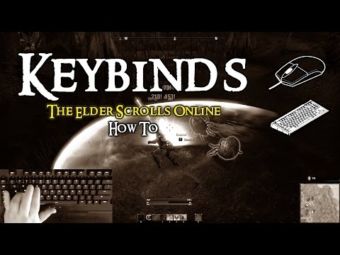 ESO Keybinds - Set Up How To