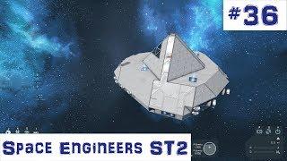 Space Engineers Staffel 2 #36 Wir jagen ein Goa'uld Al'kesh *PC/FHD/60FPS/DE*