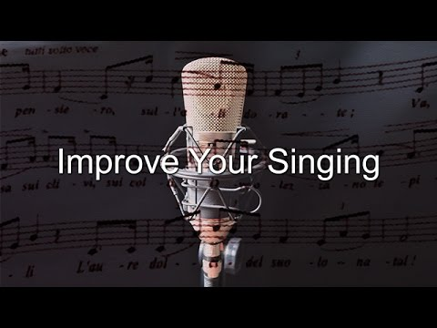 Improve Your Singing | Improve Your Voice (Subliminal)