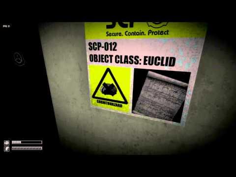 SCP: Containment Breach w/ GuiletMaster