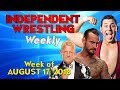 Punk Vs. Cabana Jarrett Vs. Impact  Independent Wrestling Weekly (Week Of August 17, 2018) mp3