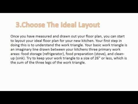 Virtual Kitchen Designer: Design a Kitchen Online