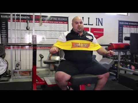 How to Use and Why to Use a Slingshot for Bench Press in Powerlifting