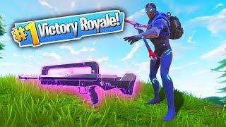 25 KILLS WITH *NEW* FORTNITE GUN! (Fortnite: Battle Royale)