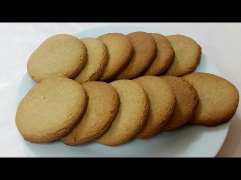 Wheat Biscuits/how to make wheat biscuit/Atta Biscuit