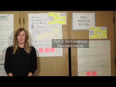 Real-World Math: Co-constructing a Math Problem-Solving Wall (Virtual Tour)