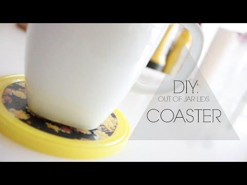 DIY: Coasters