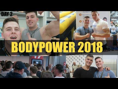 BodyPower 2018 Day 2
