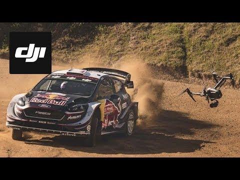 DJI - WRC - Portugal 2018