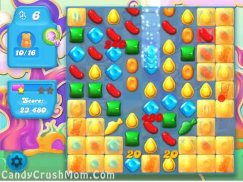 Candy Crush Soda Level 86 Walkthrough Video & Cheats