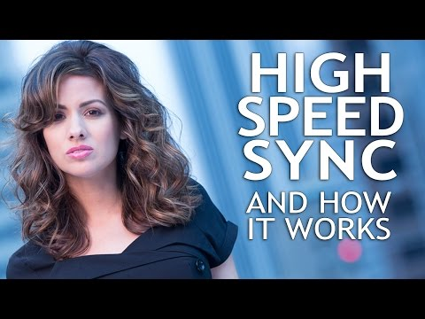 High Speed Sync and How it Works - Lighting Tutorial