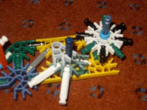 knex uzi instructions