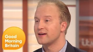 Should Children Give Up Their Seats on Public Transport?   Good Morning Britain