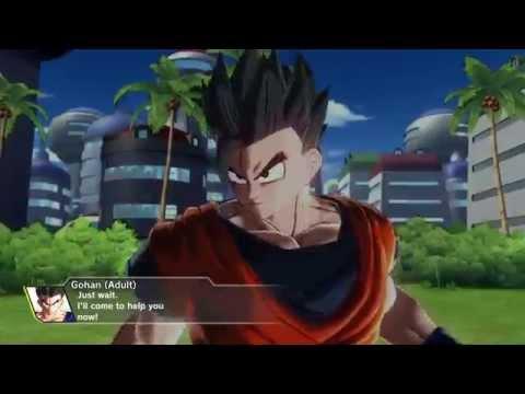 Unlocking Big Bang Kamehameha | Dragon Ball Xenoverse |