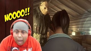 HOLD UP!! I HAD TO BRING MY BOY SCARFY BACK!!! [FRIDAY the 13th]