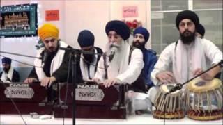 Bhai Manjit Singh Glasgow (Amazing AKJ Kirtan)