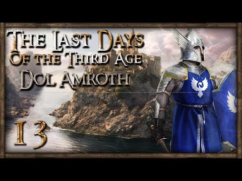 [13] THE FALL OF ISENGARD! - M&B: Warband (The Last Days - Dol Amroth)