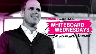 Whiteboard Wednesdays with Marcus Lemonis Ep.54: Using Security Cameras | T-Mobile