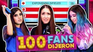 100 Fans Dijeron Ep. 7 | Televisa VS Badabun