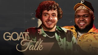 Jack Harlow & Druski Talk Comedies, Pick Up Lines, Movies & More | GOAT Talk with Complex