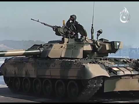 Pakistan Day celebrated with military parade  and Weapons