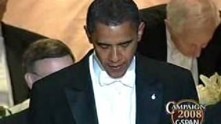 Al Smith Dinner 2008 (Full Video)
