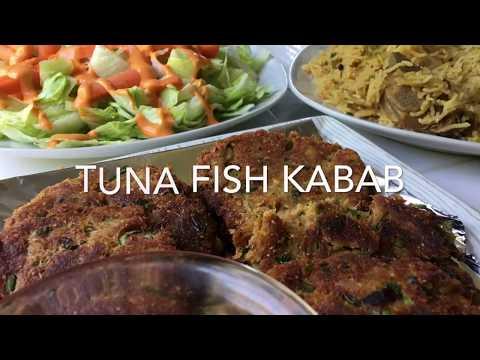 Tuna Fish Patties Kababs #Ramadan Recieps #Appetizers