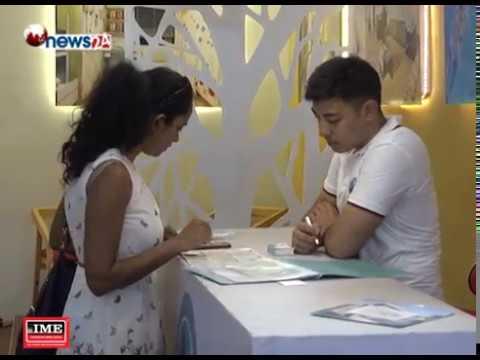 काठमाडौमा घरजग्गा मेला सम्पन्न - NEWS24 TV