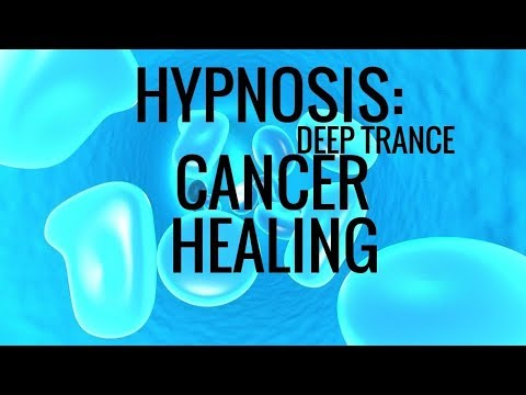 Hypnosis: Deep Trance Cancer Healing
