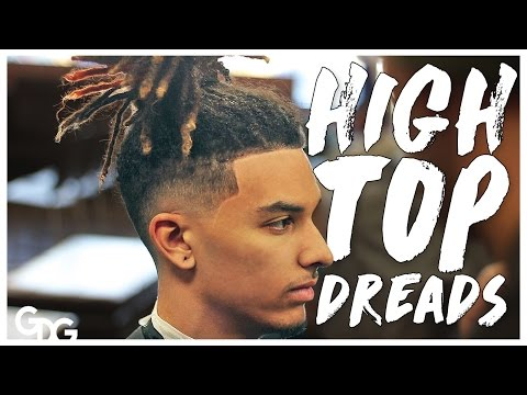 High Top Fade Dreadlocks