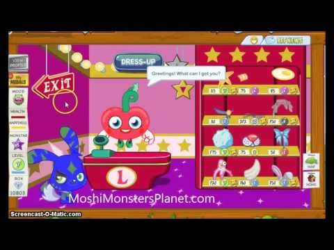 Moshi Monsters Cheats Level Up Fast - Cheats and Codes