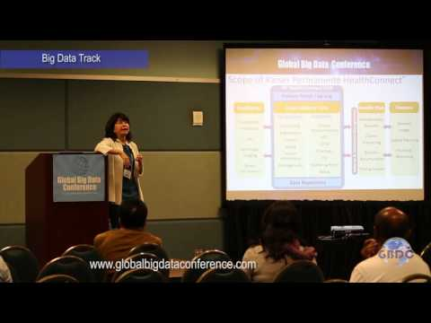 Terhilda Garrido(Kaiser):  EHRs as the Linchpin for Big Data in Healthcare