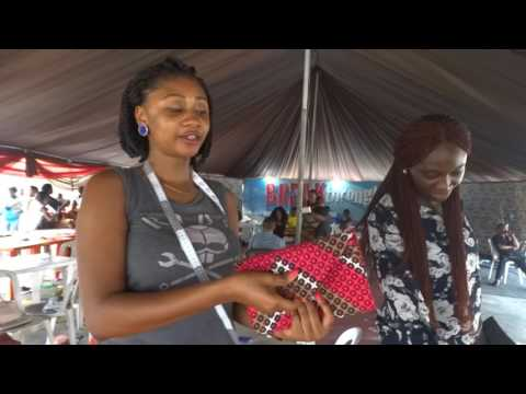 Tips on how to make Ankara bag, and  Shoe Part 1