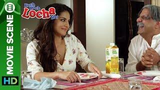 Thharki Budhha flirt with Sunny Leone