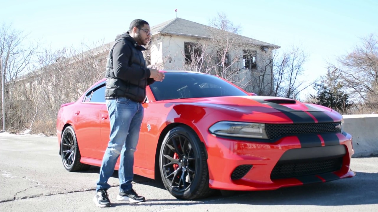 2016 Dodge Charger Hellcat Review!!!