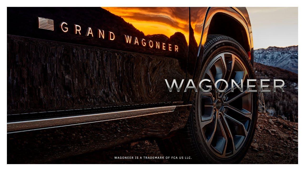 Jeep® | Wagoneer & Grand Wagoneer | Reveal