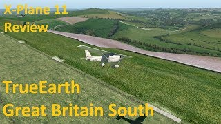 ORBX FTX Global Comparison With FSX Default Scenery Is It Worth