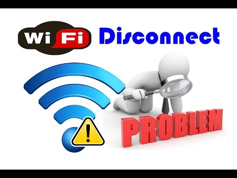 How To Fix frequently Disconnecting Internet wifi Connection in Router
