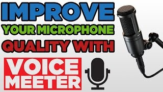 Voicemeeter Banana Tutorial :: Make You Microphone Sound A