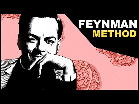 How To Learn Anything Fast | Feynman Technique | Learn Quickly And Effectively
