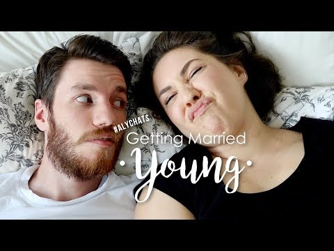 Getting Married Young Q&A #AlyChats